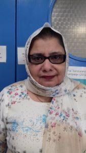 Photograph of Munira